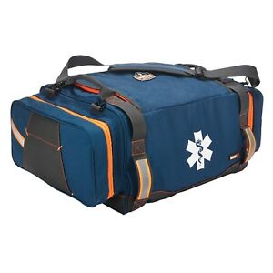 First Responder Medical Supply Bag For Ems Police Firefighters First Aid Kit