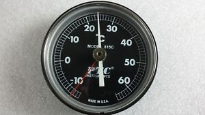 Ptc Instruments 815c Precision Wall Thermometer 10c To 65c