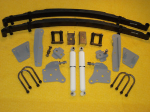 1941 48 Ford Mercury Chassis Engineering As 2017cgy Rear End Leaf Spring Kit