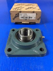 Dodge Ball Bearing Flange Unit 123173