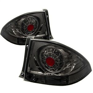 Spyder Auto 5005847 Led Tail Lights Fits 01 03 Is300