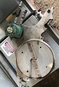 Mcelroy 82000 412 Hydraulic Power Facer Hddp Fusion Hdpe Up To 8