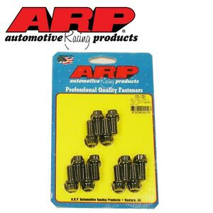 Arp 12 Point Header Bolt Set Fits Sb Chevy 400 350 327 305 283 Engines 100 1201