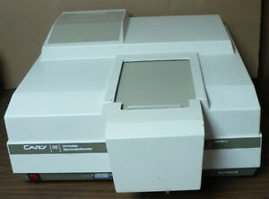 Complete Varian Cary 3 Uv visible Spectrophotometer With Pc software