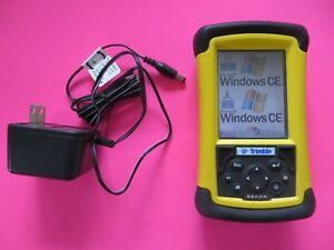 Tds Trimble Recon Data Collector With Lm80 Software Layout Manager And Charger