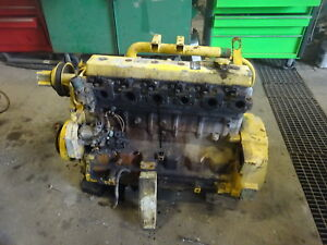 John Deere 6068df150 Diesel Engine Runner 6068 6 8 Industrial Pump Compressor