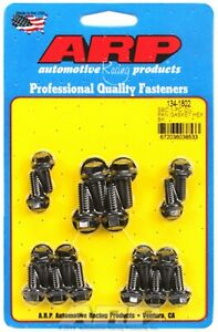 New Arp Oil Pan Bolts Fits Sb Chevy With 1 Piece Style Gasket 400 350 327 305