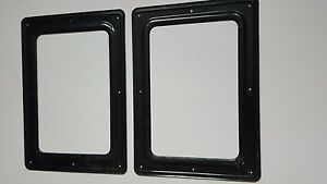 Nos Ford Model T Rear Windows Frames Open Car Convertible