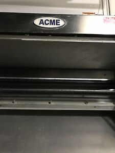 Acme Mrs24 Dough Roller 2 Pass Stainless Steel Tabletop