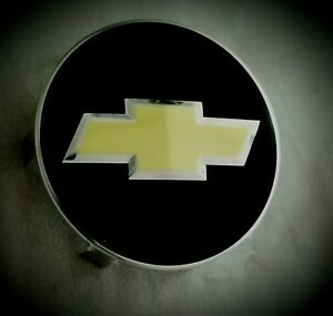 1pc Driver Steering Wheel Cover Emblem Logo For Chevy Chevrolet Silverado 1500