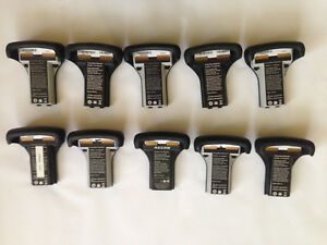 Lot Of 10 Trimble tds Recon Powerboot battery Modules For Recell