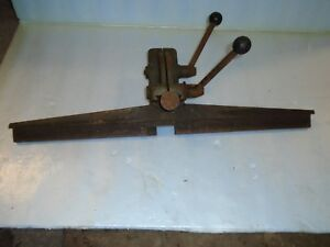 Pullmax Fence Yoder Power Hammer Dovetail About 2 062