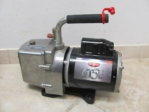 Gemtech Gt5e Premium 5 Cfm Vacuum Pump Made In Usa Jb Industries Eliminator