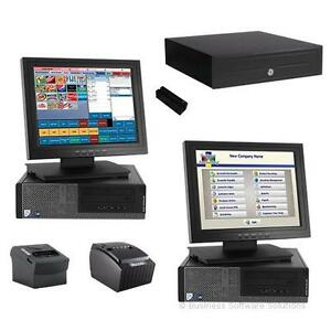 New Restaurant Delivery Pos Station W Bck Office System