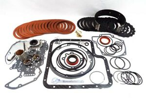 Ford C6 Master Transmission Rebuild Kit W Stage 1 Red Clutches