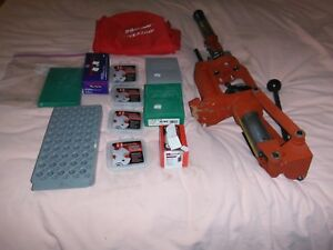 HORNADY RELOADING PRESS AND ACCESSORIES