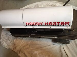 150 000 Btu hr Forced Air Kerosene Construction Heater