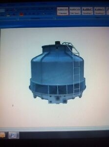 Cooling Tower 225 Ton