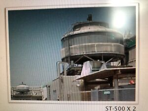 Cooling Tower 500 Ton