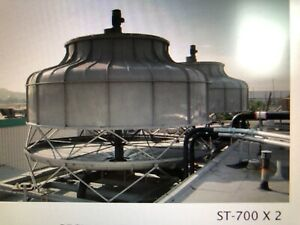 Cooling Tower 700 Ton