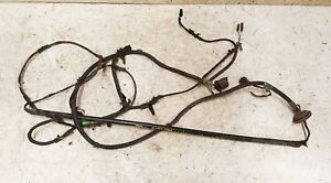 Oem Jeep Wrangler Tj Tail Light Wiring Harness 1999 Brake Taillight Soft Top 99o