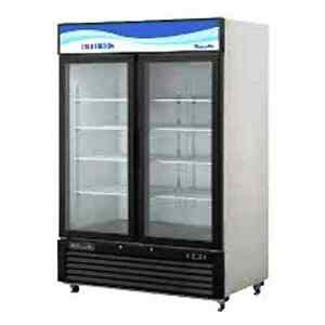New Blue Air Bkgm49 2 Door Self contained Cooler