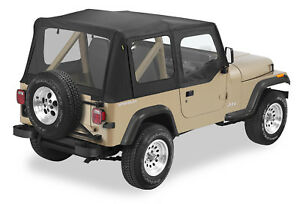 Bestop 5112015 20 Refund Replace a top Soft Top 88 95 Jeep Wrangler Yj