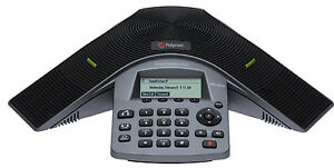2200 19000 001 Polycom Soundstation Duo Hd Voice Conference Phone Refurbished