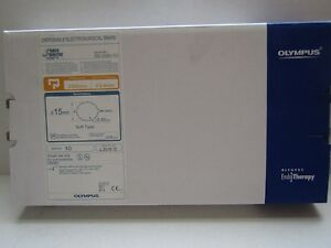 Olympus Disposable Electrosurgical Snare box Of 10 Ref Sd 240u 15
