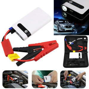 Portable 20000mah Car Jump Starter Power Bank 12v Booster Engine Battery Charger
