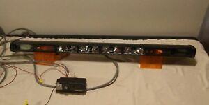 Whelen Traffic Advisor With The 52 Pre 500 Series Lights With Controller Box