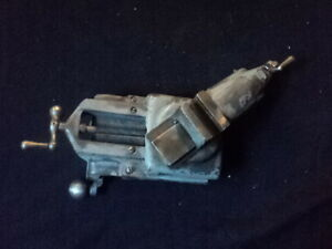 Vintage Sears Craftsman 109 Metal Lathe Complete Carriage Assembly