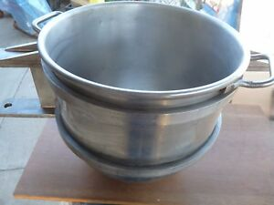 Hobart Hl140 40 40qt Bowl For 140 Qt Legacy Mixer Part 916175 Stainless