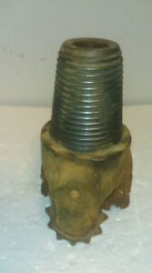 Used 4 3 4 211 Tricone Water Oil Gas Drilling Bit