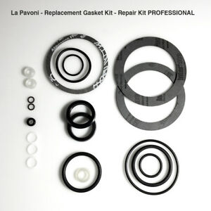 La Pavoni Gasket Set Replacement Gasket Set Kit For Professional