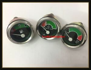At164542 at104658 Engine Oil temperature fuel Gauges For John Deere Industrial