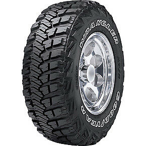 Goodyear Wrangler Mt R With Kevlar Lt265 75r16 E 10pr Bsw 4 Tires