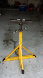 Machinist Roller Balancing Stand Lathe Or Mill Heavy Duty