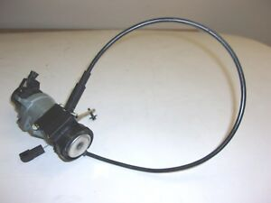 Jaguar S type 1999 To 2002 Ignition Switch With Key Xr815757