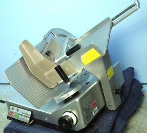 Bizerba Se12d 13 Automatic Manual Commercial Meat Deli Cheese Slicer