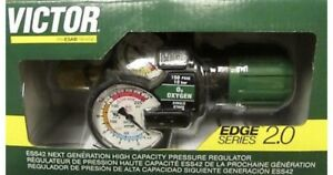 Victor Edge Series 2 0 Ess42 150 540 Oxygen Regulator 0781 3601