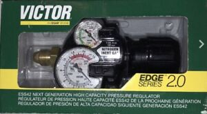 Victor Edge 2 0 Inert Gas Regulator Ess42 0781 3609