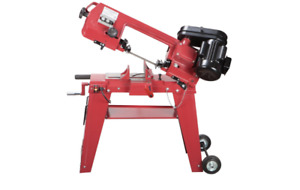 1 Hp 4 In X 6 In Horizontal Vertical Metal Cutting Band Saw Brass Aluminum Alloy