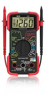 Digital Auto Ranging Multimeter Electric Inspection Tester Detector Display