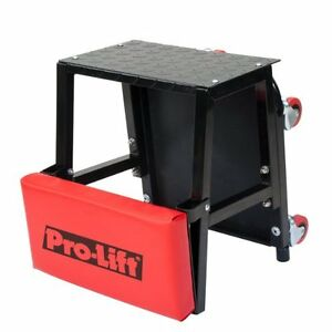 Work Seat And Stool Creeper Mechanics Garage Auto Shop Roller Pro lift C 2800