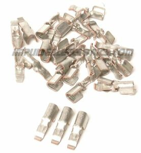 Anderson Powerpole 45 Amp Contacts For 10 14 Ga Wire 25 Pack