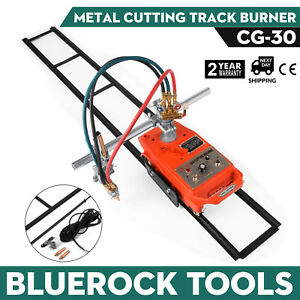 Torch Track Burner Cg 30 Gas Cutting Machine Bluerock Durable Oil Production