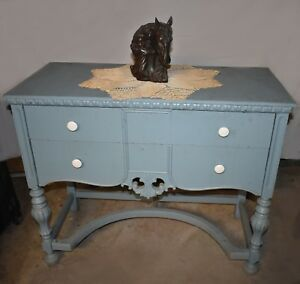 Beautiful Antique Girl Dresser