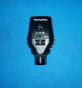 Welch Allyn 3 5 Volt 11730 Autostep Coaxial Ophthalmoscope Head
