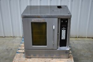 Blodgett Dfg 50 Half Size Gas Convection Oven Electronic Panel